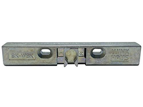 Winkhaus Balkontürschnäpper BK WSK 144 in Silber für Terrassentür und Balkontür