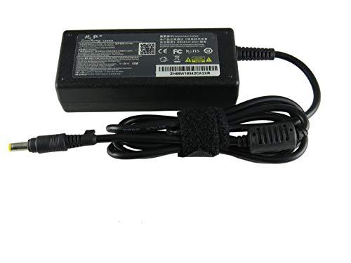 Woli Cargador Portatil Carregador 18.5V 3.5A 65W AC Cargador para HP Compaq 500 510 520 530 540 550 620 625 Cq515 4.8Mm * 1.7Mm