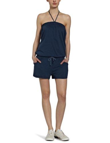 PUMA Damen Jumpsuit Jamaica Jam, Dark Denim, XL, 559932 01