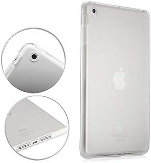 كفر حماية بلاستيك شفاف ومرن لجهاز آبل آيباد ميني1, ميني2، ميني3 - Tpu Case For Apple iPad mini 1,2,3