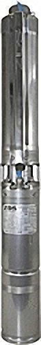 Unterwassermotorpumpe aus rostfreiem Stahl mit 2-Wege Motor