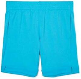 Girl's Active Short (Small 6/6x, Aqua Blue)
