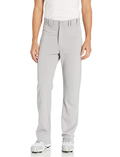 EASTON RIVAL 2 Baseball Pant, Adult, Small, Grey