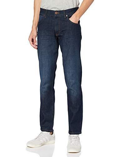 Wrangler Larston Jeans, Blu Easy Rider, 30W / 32L Uomo