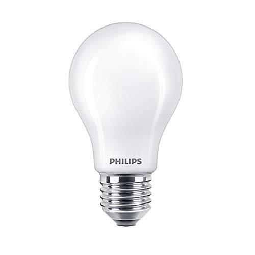 Philips LED GLS 7W (60W) ES Ópalo blanco muy cálido CRI90 DimTone