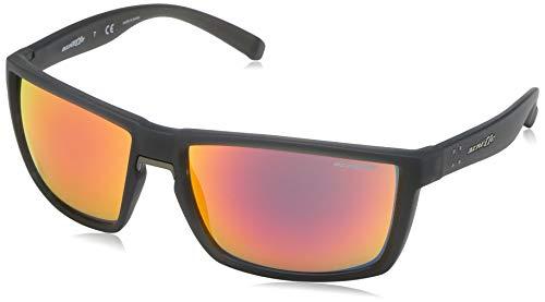Arnette 0AN4253 Gafas de sol, Grey Rubber, 61 para Hombre