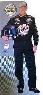 Wet Paint Printing + Design TI47102 Rusty Wallace 2 Miller Lite NASCAR Cardboard Cutout