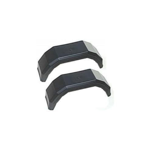 "Fender TR001 Wing Mudguard for Trailer Wheels 8/"" Plastic PAIR"