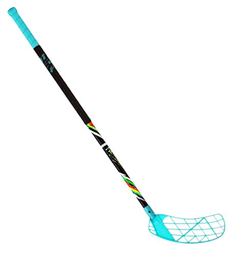 ACCUFLI Floorball Sticks AirTek A70 (Teal-Right Handed)