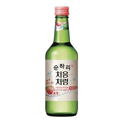 Lotte Chum Churum Soju - Peach Flavour 12% Alc 360ml