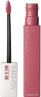 Maybelline New York SuperStay Matte Ink Liquid Lipstick, Lover, 0.17 Fl Oz (Pack of 2)