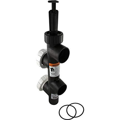 "Sta-Rite Pentair Push Pull Valve, 2"" s, ABS, New Style #263053"