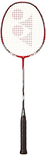 YONEX Nanoray 20 3U/G4 Badmintonschläger, rot, One Size