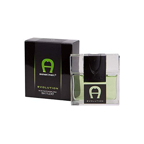 Aigner Man 2 Evolution homme / men, Eau de Toilette, Vaporisateur / Spray 50 ml, 1er Pack (1 x 50 ml)