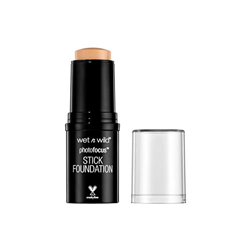 wet n wild Photo Focus Stick Foundation, Classic Ivory, 0.42 Ounce