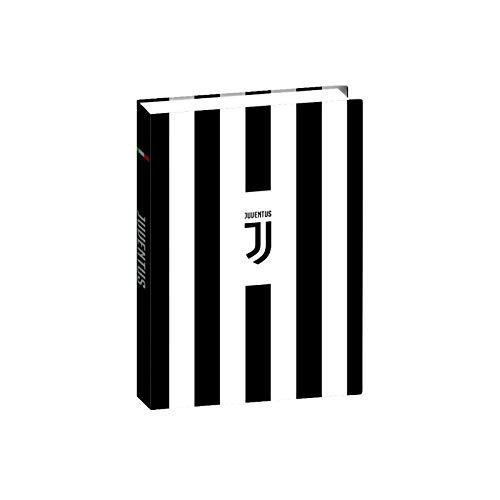 F.C. JUVENTUS - Diario Scolastico Non Datato Scuola 2020-21 Dimensioni 18,5x13,5 cm Circa - Pagine in Lingua Italiana Copertina Imbottita