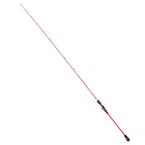 "GOOFISH 6'6"" Micro Slow Pitch Jigging Rod PE0.5-1 for Shallower Water with Fuji Setting (1 Piece(Section)-Casting Model)"