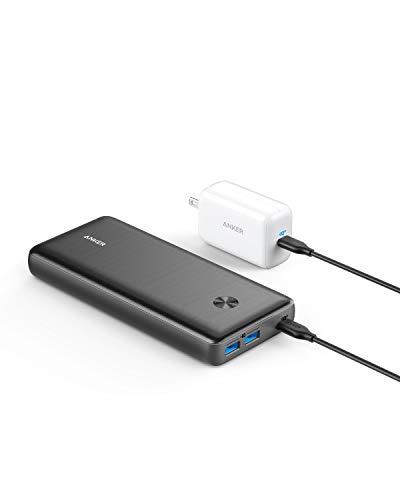 Anker PowerCore III Elite 25600 60W with PowerPort III 65W Pod (USB PD対応 25600mAh モバイルバッテリー)【PowerIQ 3.0 (Gen2) / USB PD対応/PSE技術基準適合/USB-C急速充電器付属】 MacBook iPad iPhone Android
