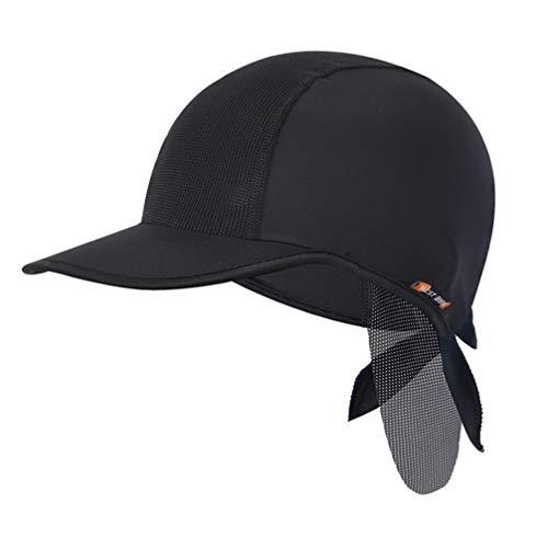 VICASKY Gorra de Béisbol de Malla de Secado Rápido Protección UV Protección Solar Sombrero de Verano de Viaje Sombrilla Gorra para Acampar Al Aire Libre Escalada Montar a Caballo Pesca