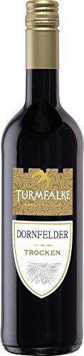 Turmfalke Dornfelder Qualitätswein trocken (1 x 0.75 l)
