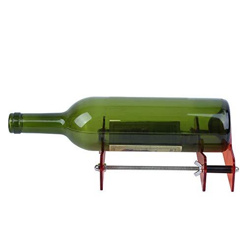 Kit de cortador de botellas de bricolaje, herramienta de corte de botellas, para reciclaje de herramientas de arte de vino