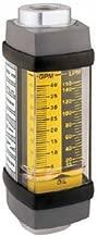 Hedland H600A-010-RF Flow Meter 1/2