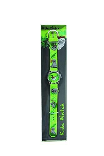 KIDS WATCH 4993112 Armbanduhr, Faultier