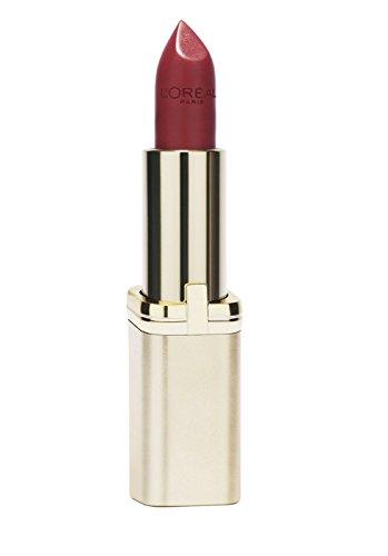 L'Oréal Paris Color Riche 268 Garnet Rose, farbintensiver Lippenstift mit pflegenden Ölen, cremige Textur für maximalen Lippenkomfort