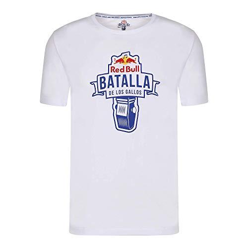 Red Bull Batalla de los Gallos Battle Camiseta, Hombres XX-Large - Original Merchandise