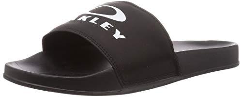 Oakley Ellipse Slide Sandal (Blackout, 7)