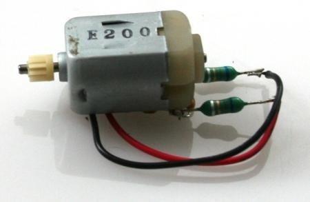 Motor E200 Evolution standard, 89200
