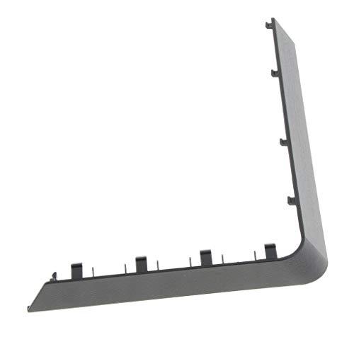 Baoblaze Festplattenabdeckung Festplatte Türabdeckung Klappenschlitz-Fach für Sony PS4 Slim Konsole
