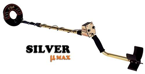 Metal Detector Tesoro Silver Umax...