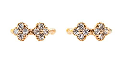 LASE C9, Pendientes para Mujer y Niña. Diferentes Modelos de Aros, Perlas y Estrellas. Joyas Elegantes para Mujer, Complementos de Moda y Tendencia. (26)