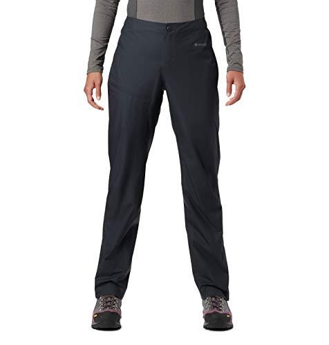 Mountain Hardwear Women's Standard Exposure/2 Gore-Tex Paclite Plus Pant, Dark Storm, X-Small