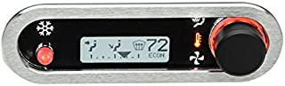 Dakota Digital Climate Control for Vintage Air Gen IV Systems VHX-style DCC-2500H-S-W