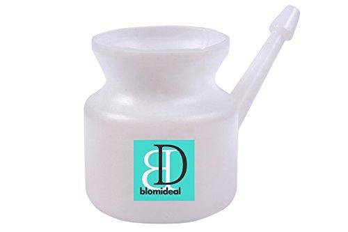 blomideal (TM) Kunststoff Jala Neti Pot (Größe: 500ml) |