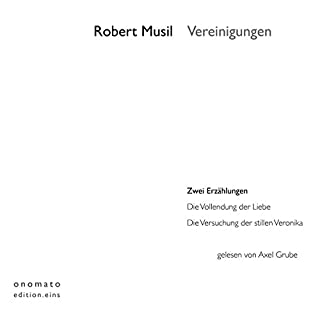 Vereinigungen - Zwei Erzählungen Titelbild