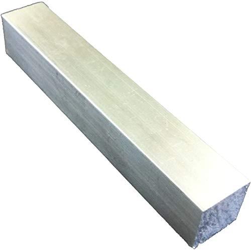 アルミ四角棒 12ミリ×12ミリ 長さは1センチ単位で自由カット (11-20センチ)