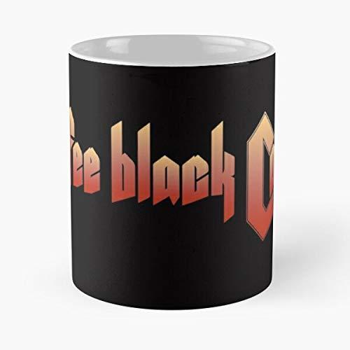 VANTHAOS Rock Dark Metal Coffee Heavy Black Sabbath Best 11 oz Kaffeebecher - Nespresso Tassen Kaffee Motive