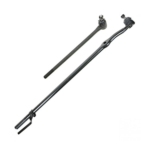 Front Inner Tie Rod End Left & Right Pair Set Of 2 For Ford F Series Pickup 4x2