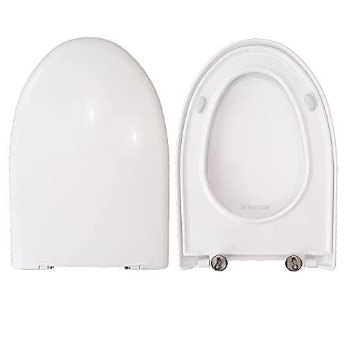 Sedile Wc Copriwater serie Pop Ceramica Cielo termoindurente bianco Originale by HYDRO HOME