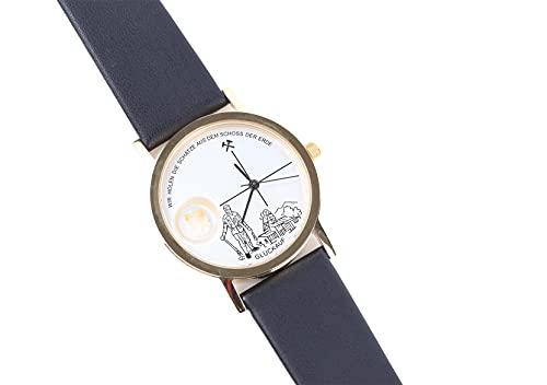 Armbanduhr Bergmann Salz