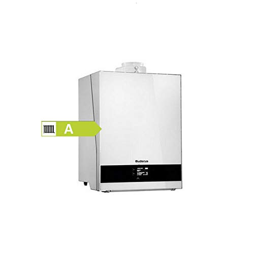 Buderus Logamax plus GB192-25 iW H V2 weiss Gas-Brennwertgerät Gastherme