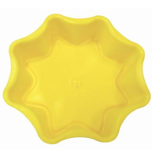 Tescoma Delicia Moule en Silicone 22 cm-Moule à gâteau Étoile