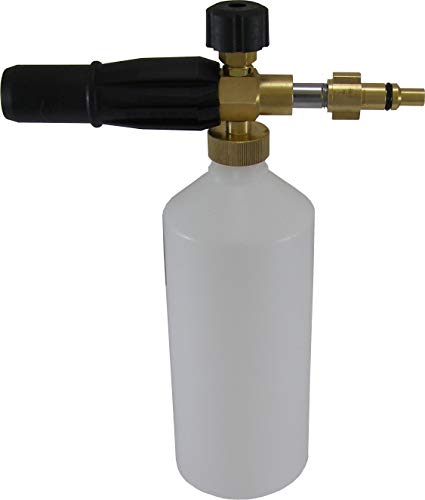 pressurewasherpartsuk Espuma Compatible con el Sistema de pulverización Lavor