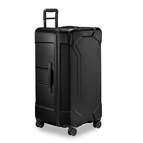 Briggs & Riley unisex-adults Extra Large Trunk Spinner Black Size: One size