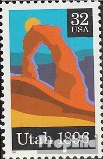 Prophila Collection USA 2684 (kompl.Ausg.) 1996 Bundesstaat Utah (Briefmarken für Sammler)