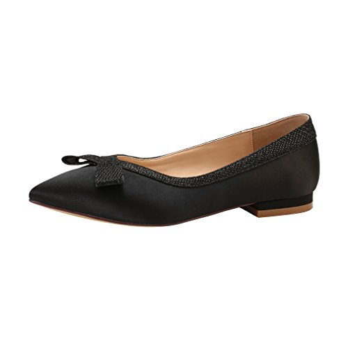 Top 10 best selling list for black flat cocktail shoes