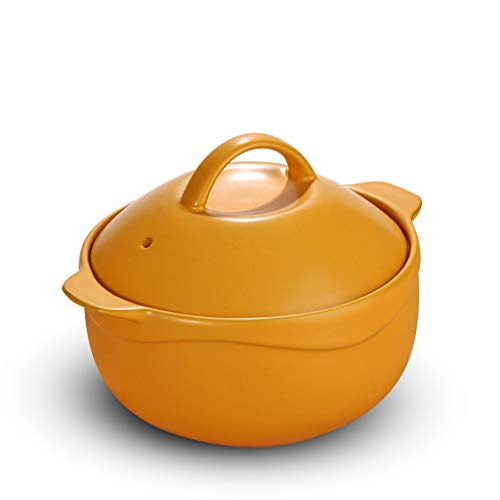 Cookwares Einweihungsgeschenke Meeresfrüchte-Risotto-Topf, Meeresfrüchte-Risotto-Topf, Auflauf Hühnersuppe-Topf-Schweinerippchen-Suppentopf Brei-Topf-Pilz-Suppentopf Energiesparendes Design